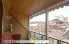 Çatı Balkon Kapatma Modelleri