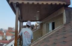 Çatı Katı Teras Kapatma