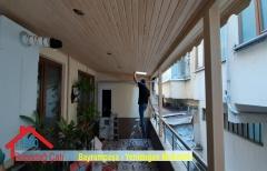 Yenidoğan Mahallesi Teras Kapama